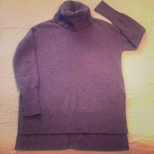 TAHARI Pure Luxe Sweater, Cashmere, Size Small